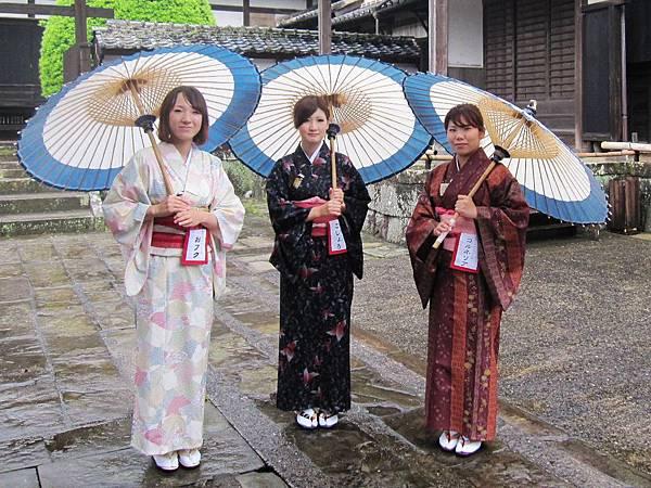 平戶市觀光大使雅加達姑娘三人組
