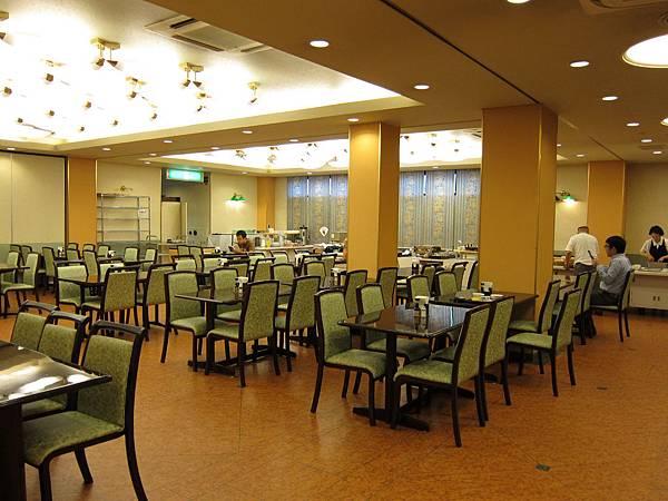 Castle inn kanazawa餐廳