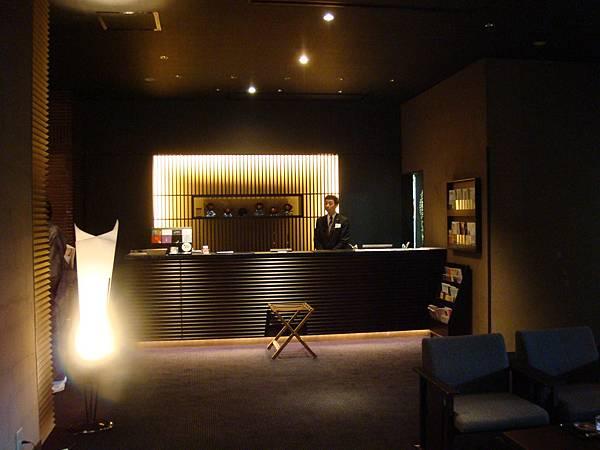 金澤茶屋1F櫃檯