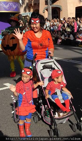 蜘蛛人家族