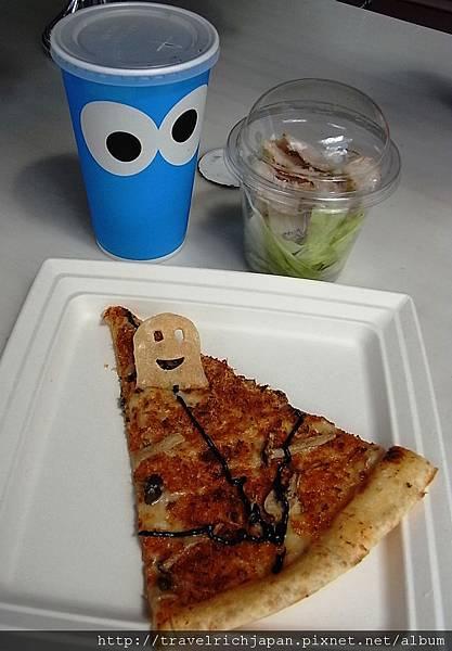 幽靈pizza套餐