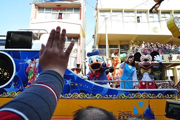 2012鹿港燈會-Disney