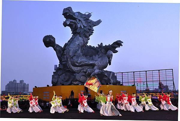 2012鹿港燈會-高知YOSAKOI