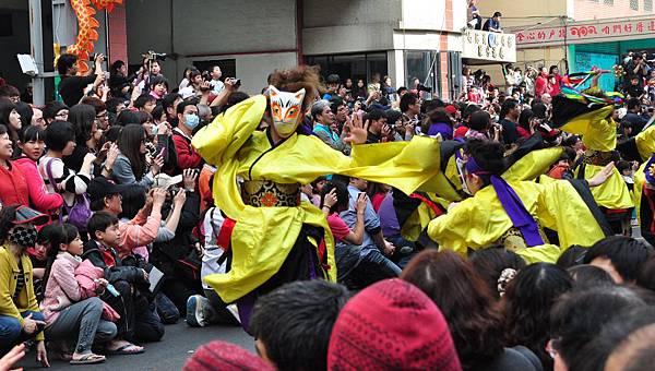 2012鹿港燈會-名古屋yosakoi