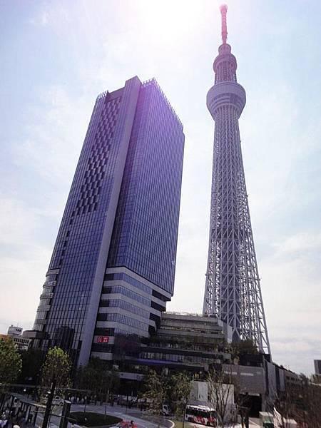 S1-雄偉的東京晴空塔