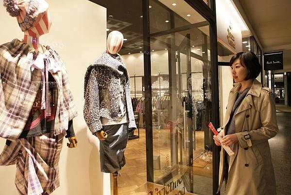 三井木更津Outlet占地寬廣,齊聚各國品牌。