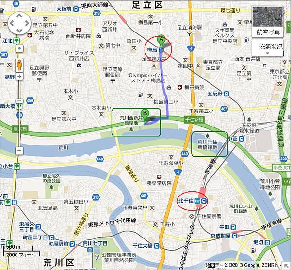 20130627足立花火地圖