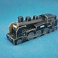 川根本町有獎問答--SL紙板火車模型