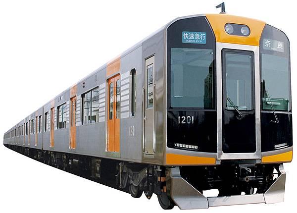 阪神電車-1