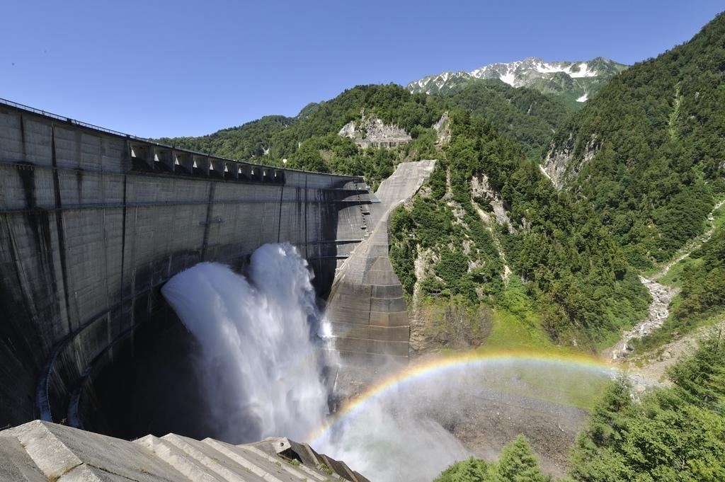 立山黑部水壩