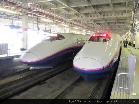 新幹線重回仙台
