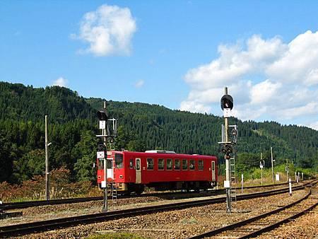 秋田內陸線小火車
