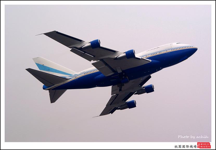Vegas Sands Gorp 747SP VP-BLK客機001.jpg