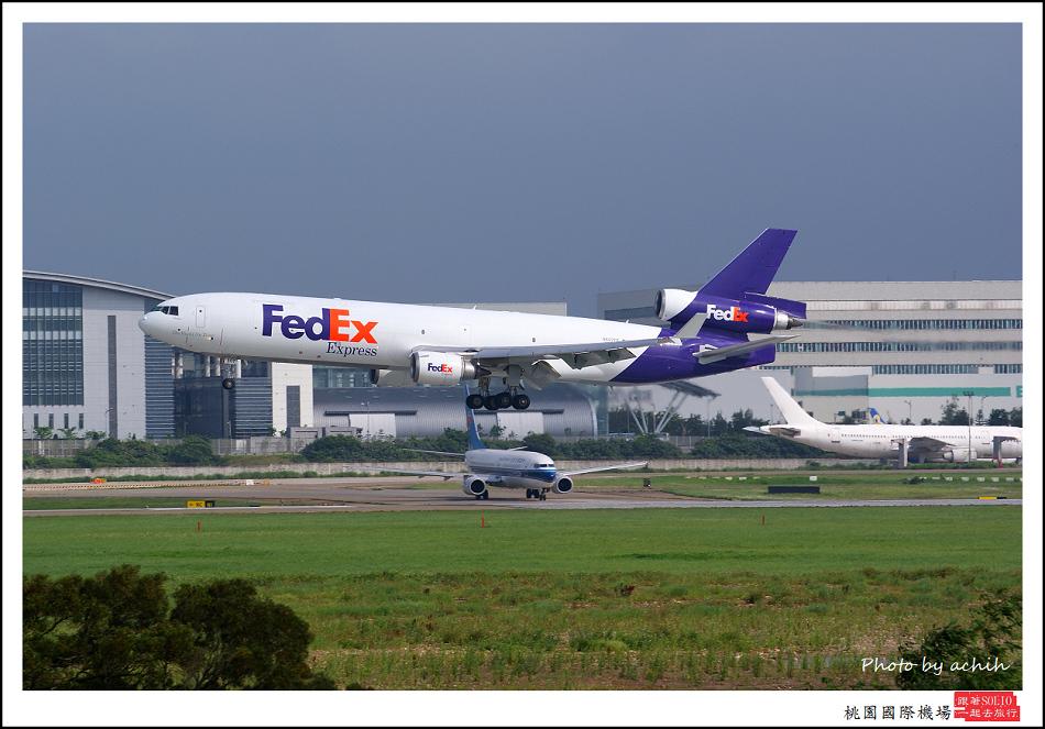 FedEx N607FE貨機001.jpg