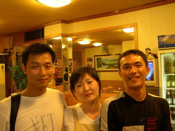 ROY與山東妹與JASPER