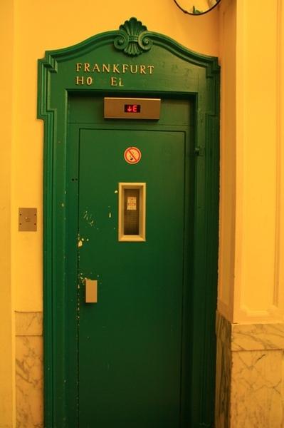 通YH的簡易式電梯