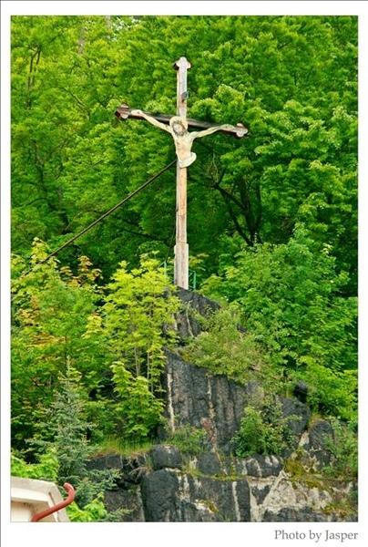 山上的耶穌