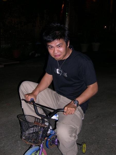 可憐的腳踏車