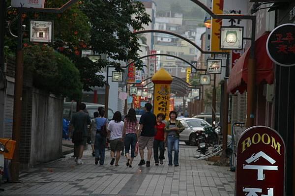 安東飲食街