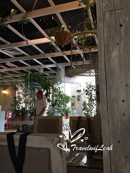 科威特美食推薦 黎巴嫩餐廳 Mais Alghanim 及森林系西餐廳 The Grove