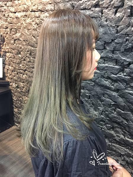 [士林美髮] Bravo Hair Salon霧面染髮 頭髮也要染上秋冬新色新造型!