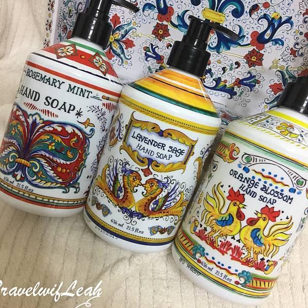 Italian Dureta 陶瓷藝術設計洗手乳