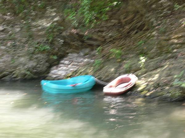 傳說中的救生小艇