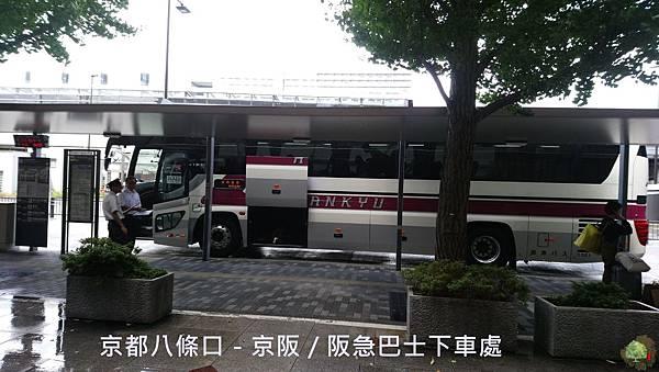 部落格使用-107.08.23京都八條口轉乘