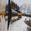 經典火車過彎