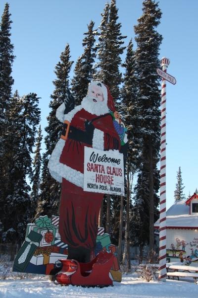 聖誕老人的家