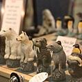 北極版的西洋棋,都由北極當地的動物演出