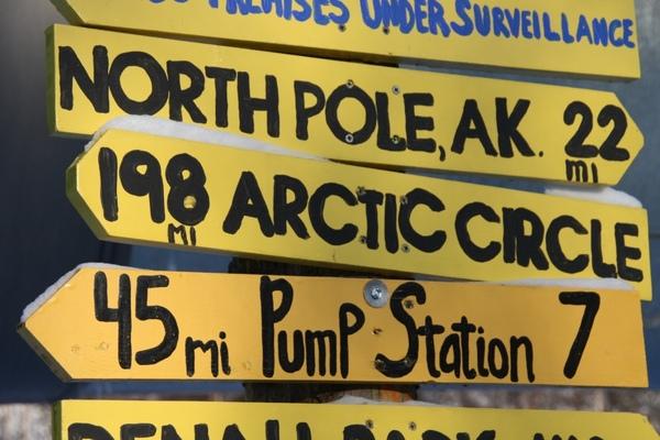 往北極只有198哩了