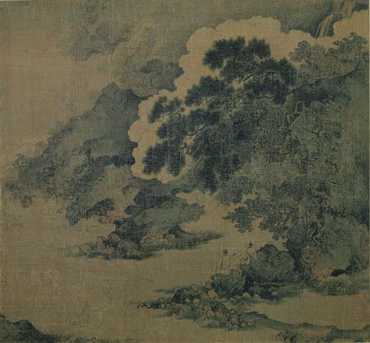 南宋李唐_坐石看雲圖.jpg