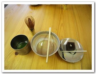 泡茶工具組+茶點