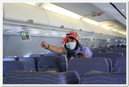 打擊H1N1小飛狹2