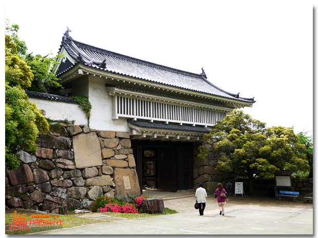 岡山城廊下門3.jpg