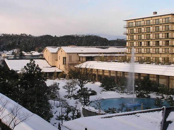 百萬石溫泉旅館
