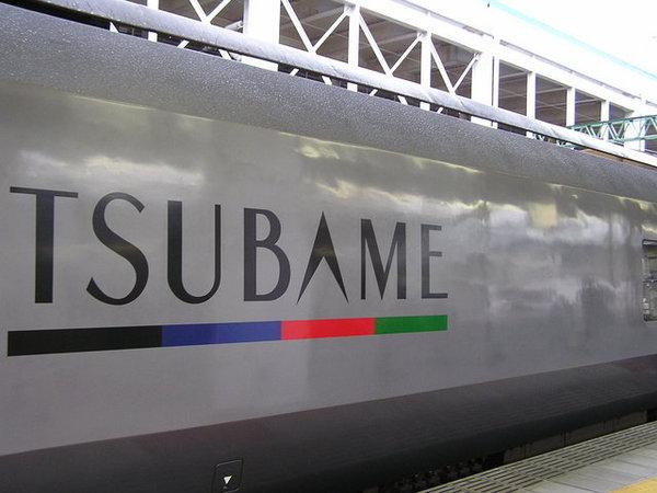 JR 熊本線 Tsubame 列車