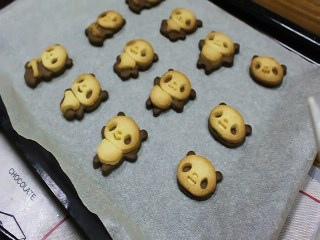 Panda Cookies 9