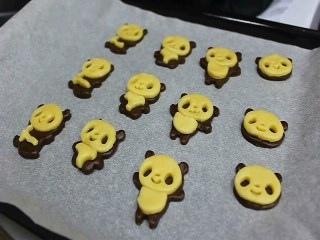 Panda Cookies 8