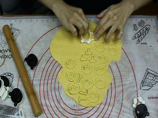Panda Cookies 7