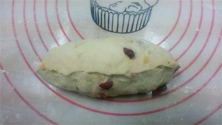 Cranberry rustic bread 7