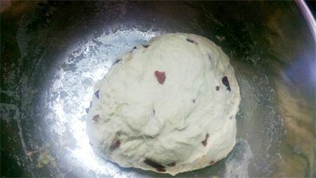 Cranberry rustic bread 3