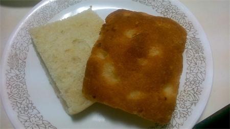 Focaccia beef sandwich 2