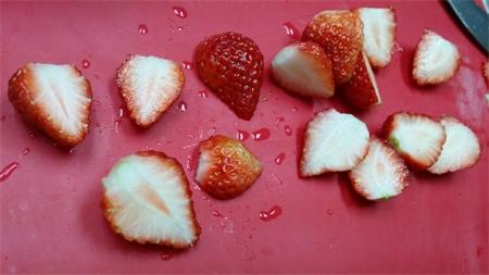Strawberry Bread 11