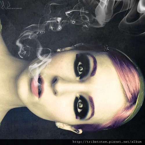 make,up,kim,face,fashion,feel,smoke,beautiful-af6fe9acec1fc83248bac17e04b22609_h