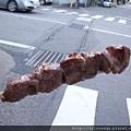 牛肉串超好吃