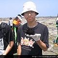 東海踏浪的海膽2