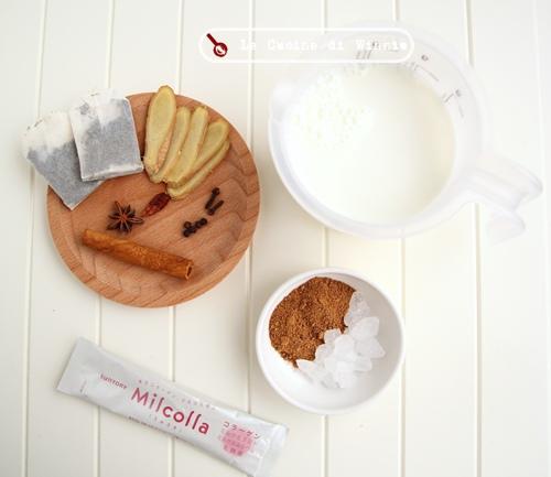 香料薑汁奶茶飲-1