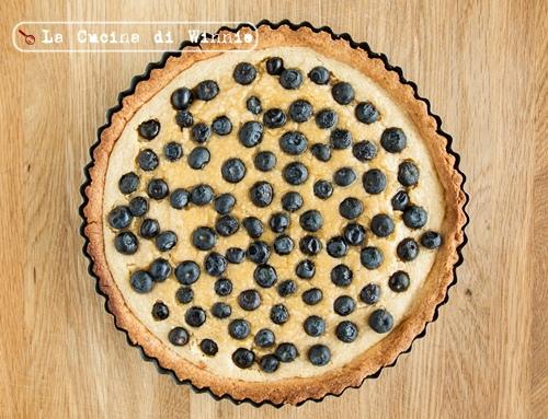 藍莓杏仁塔-11